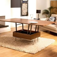 Small Living Room Coffee Table Blinds Or Curtains 50 Amazing Convertible To Dining Up 70 Off Ikea Home Design Ideas