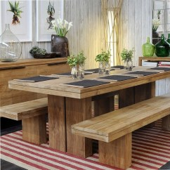 Kitchen Table Bench Seat Area Rugs For Dining With Visual Hunt Gallery
