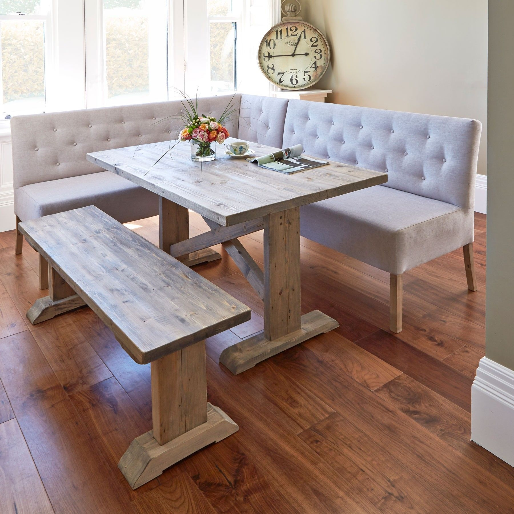 bench for kitchen table chair cushions target dining with visual hunt tables ikea room