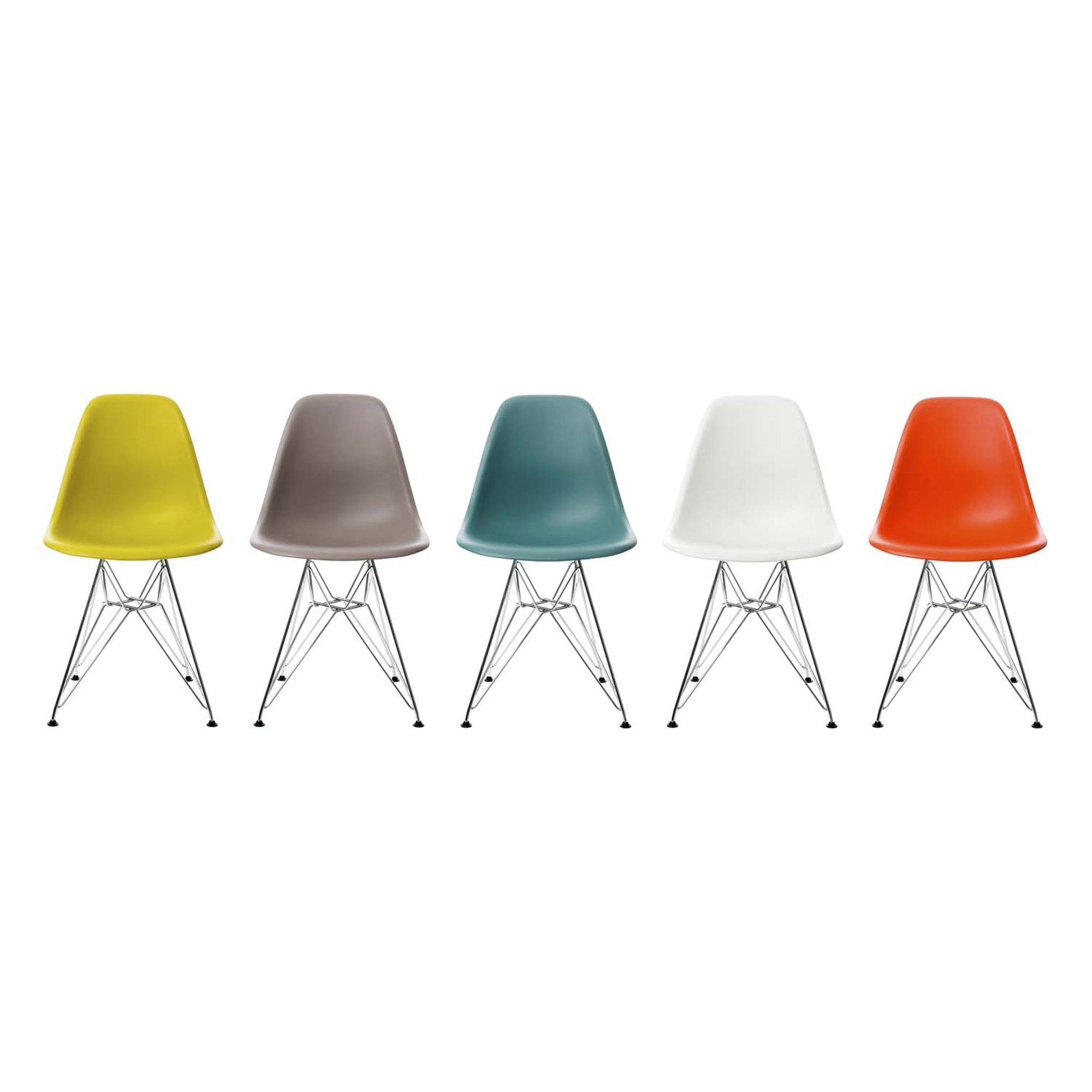 eames bucket chair rc1 gaming molded plastic visual hunt