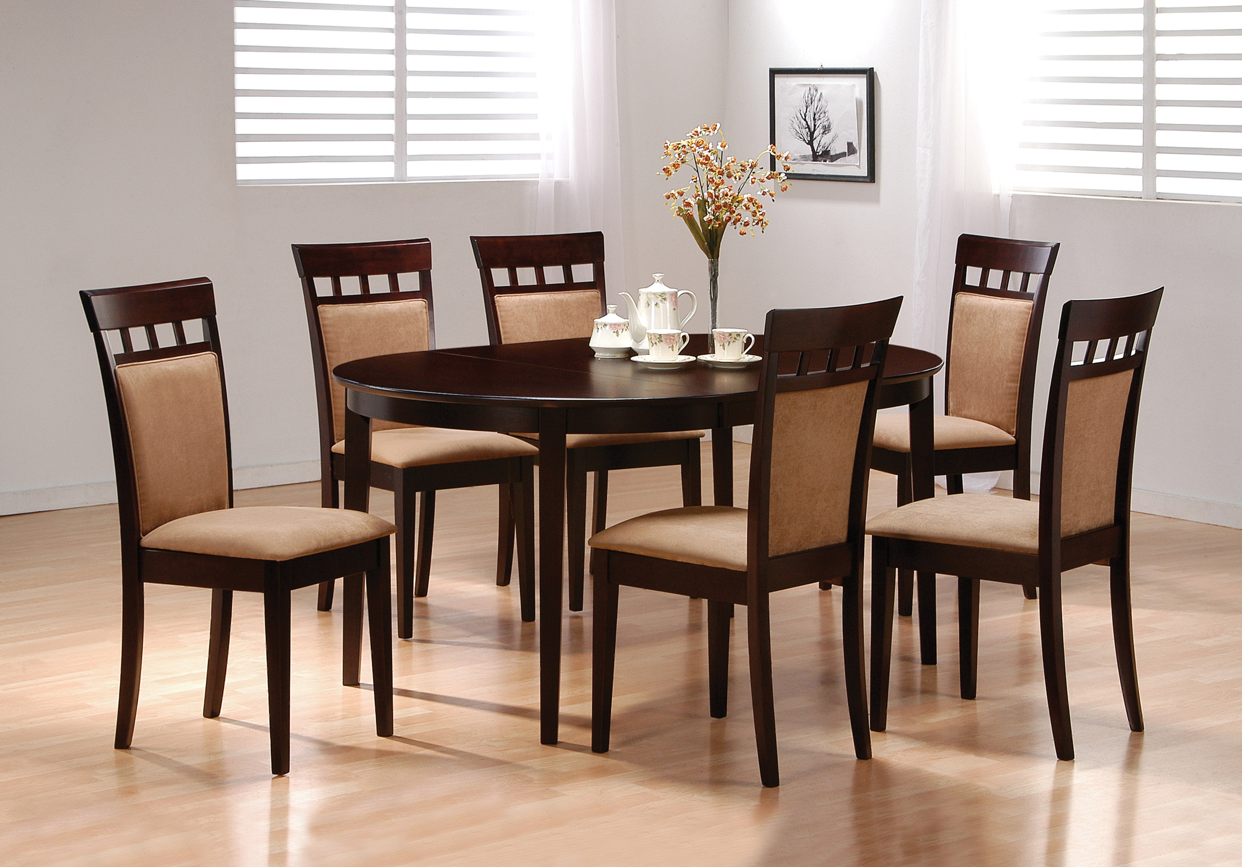 round table and chairs desk chair covers amazon dining for 6 visual hunt fabulous pics inspirations dievoon