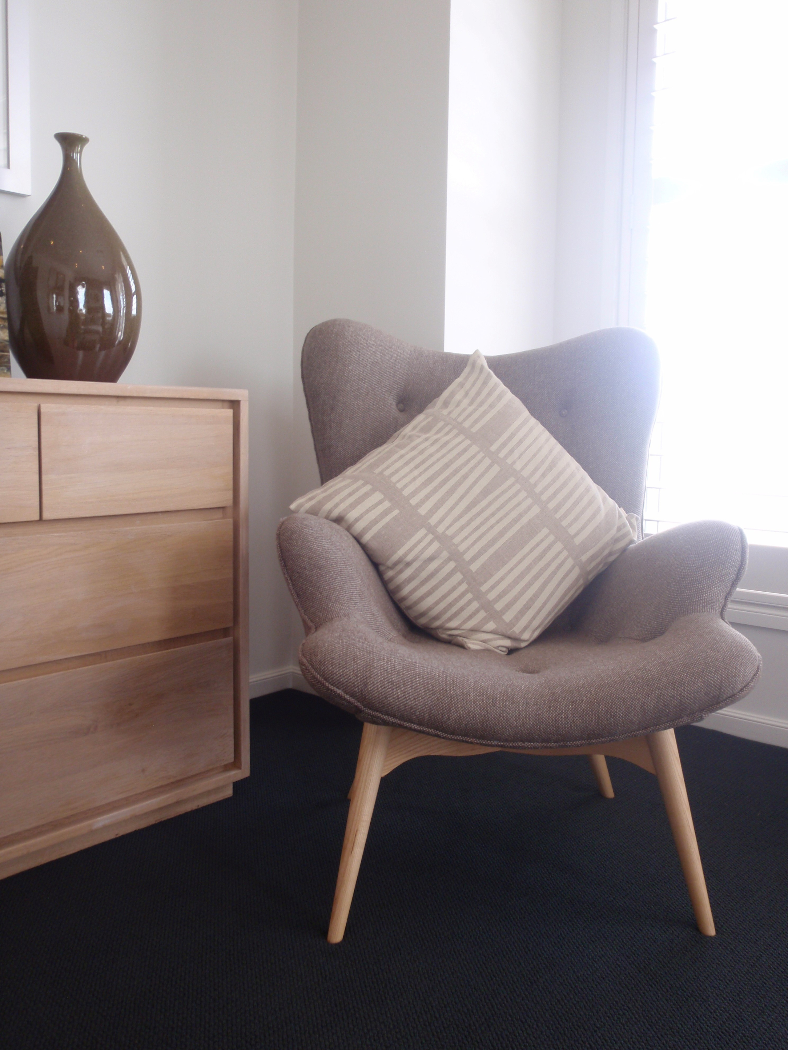 comfy chairs for small spaces abaca dining bedroom visual hunt good homesfeed