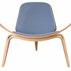 Shell Chair Replica Loveseat Folding Visual Hunt Hans Wegner J