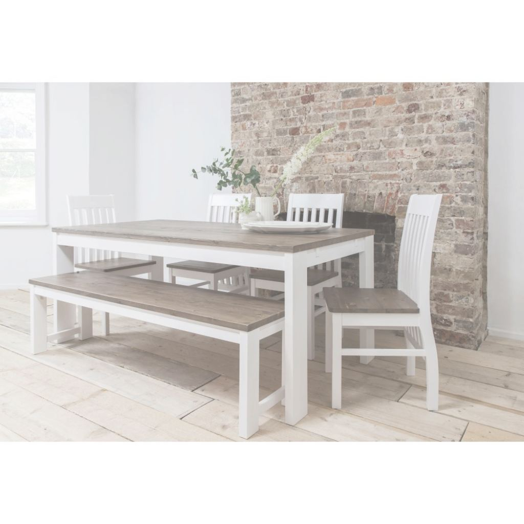 dining set with bench and chairs toddler wood table visual hunt hever 5 noa