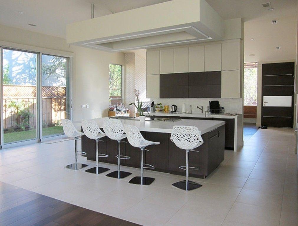 Kitchen Island With Bar Stools Visual Hunt