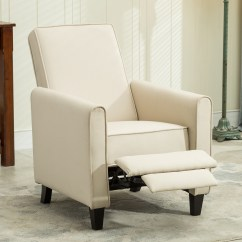 Club Chairs For Small Spaces Hanging Chair Xenos Recliners Up To 70 Off Visual Hunt Modern Upholstery Accent Recliner With Footrest Sturdy Hardwood Frame Comfortable
