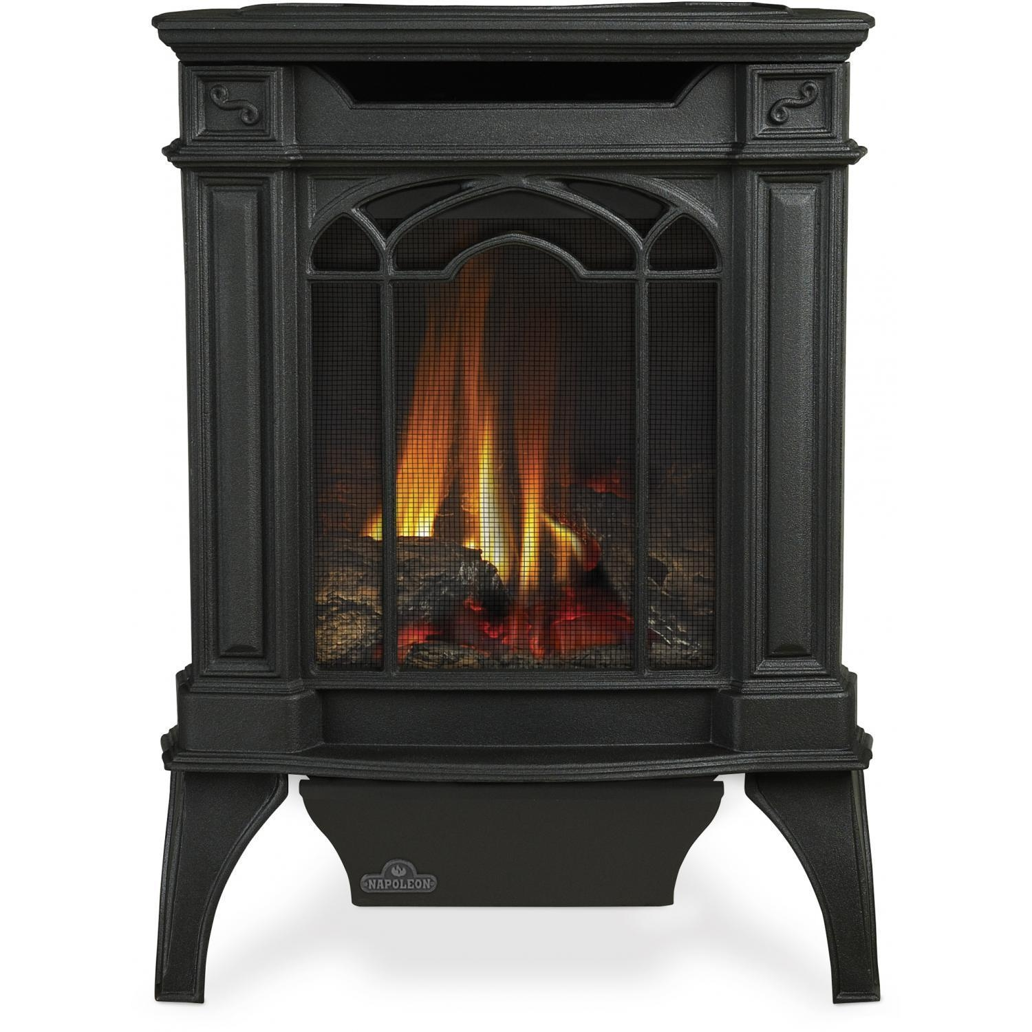 Napoleon Ventless Gas Fireplace