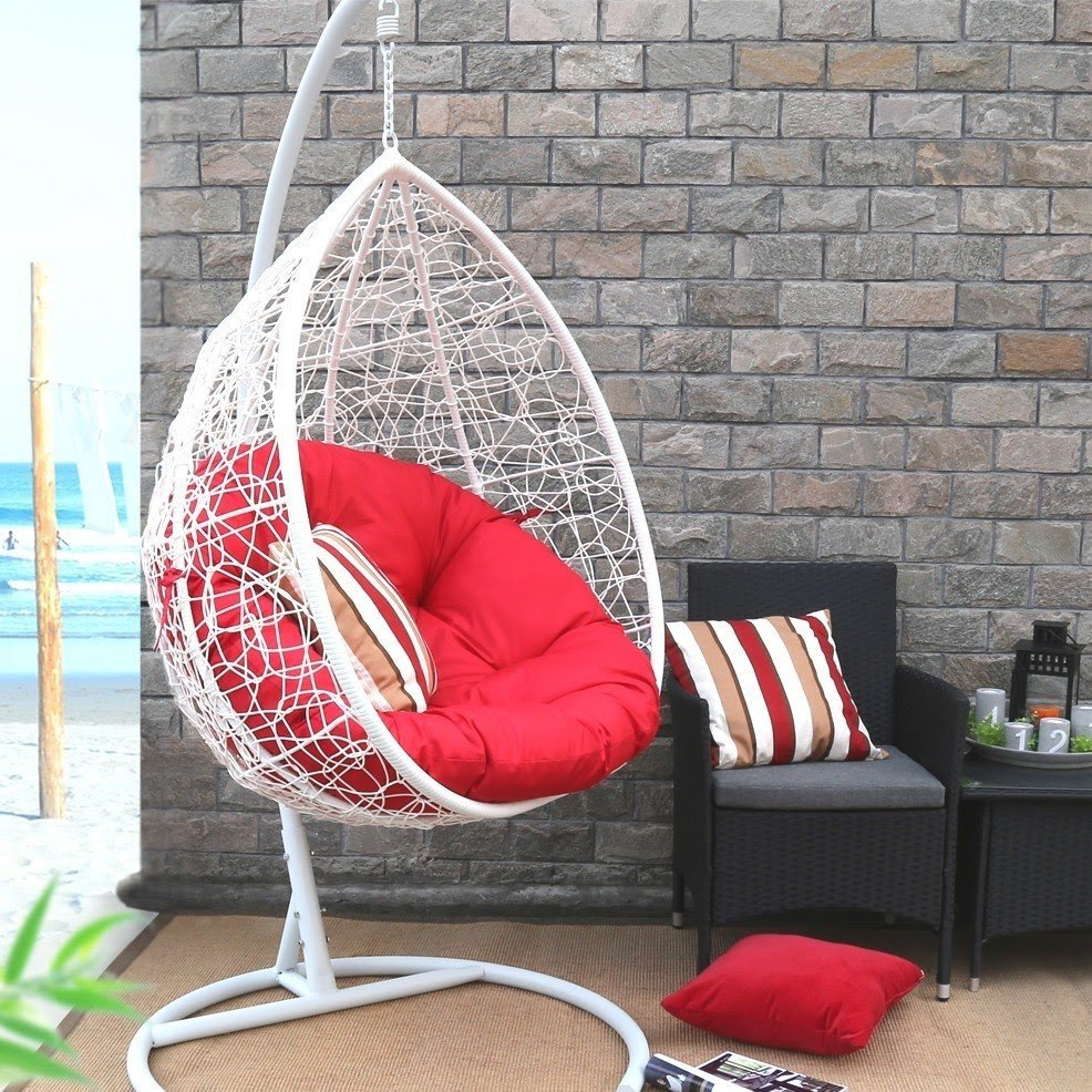 swing chair for room banquet covers in bulk hanging bedroom visual hunt oval egg patio