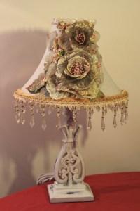 Shabby Chic Lamp Shades - Visual Hunt
