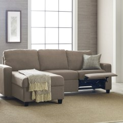 Sectional Sofas With Recliners And Bed Microfiber Leather Sofa Small Recliner Visual Hunt Reclining Beds Design Ealing