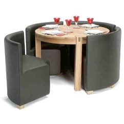 Space Saver Kitchen Table And Chairs Refacing Cost Saving Visual Hunt Decor Ideasdecor Ideas