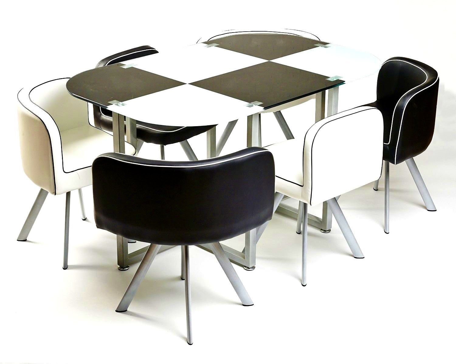 space saver kitchen table and chairs make overs saving visual hunt dining