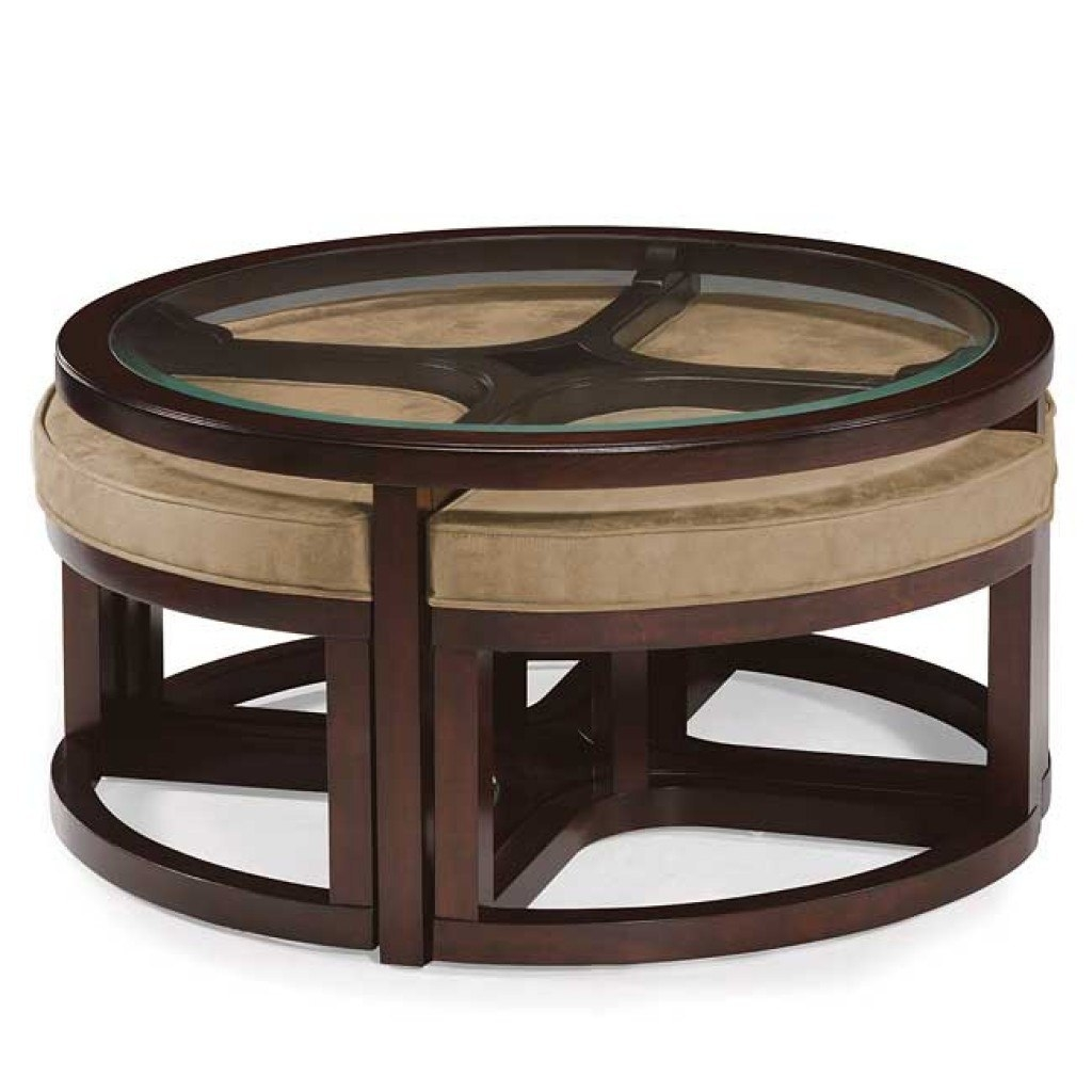 coffee table with stools you ll love in