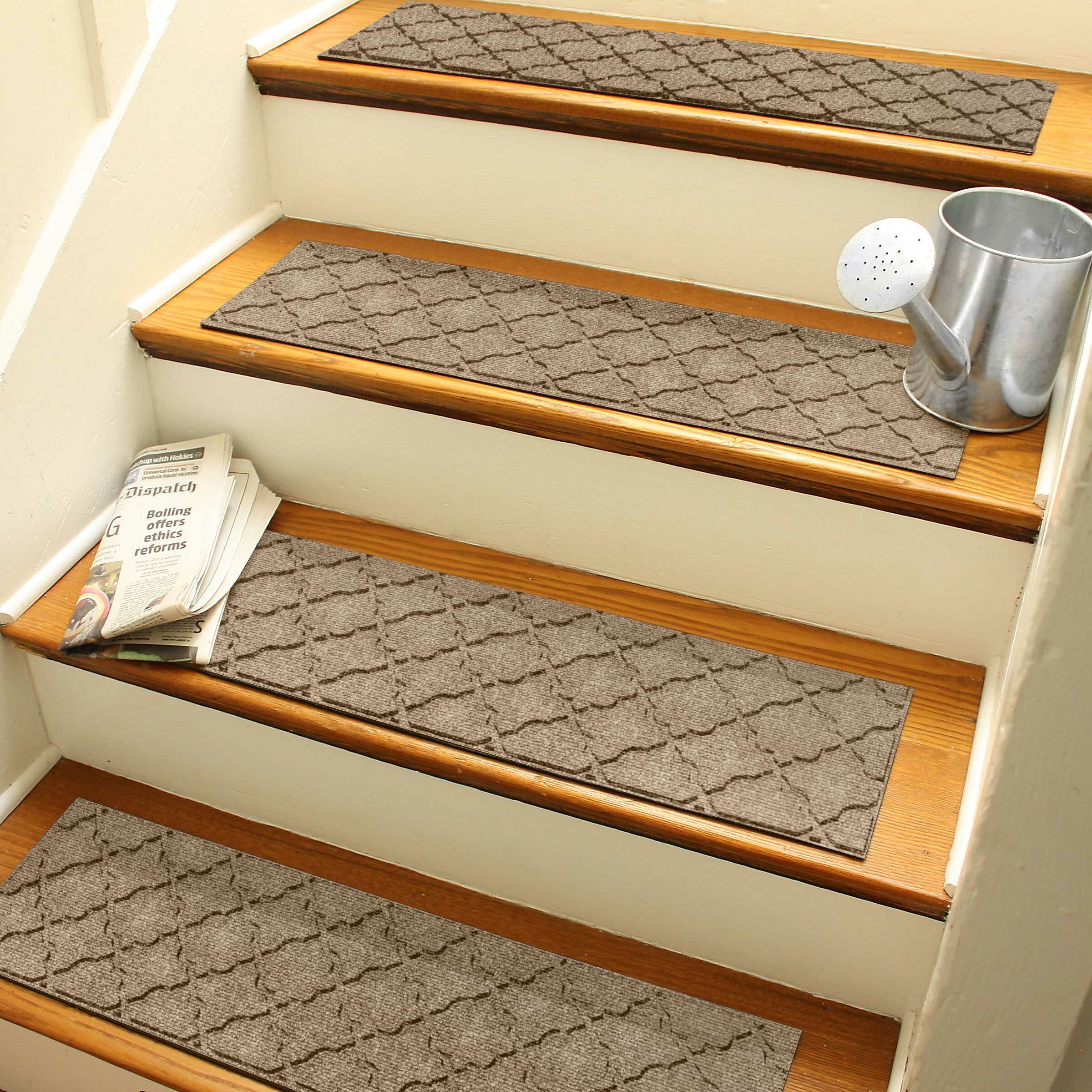 How To Make Stair Treads Wider