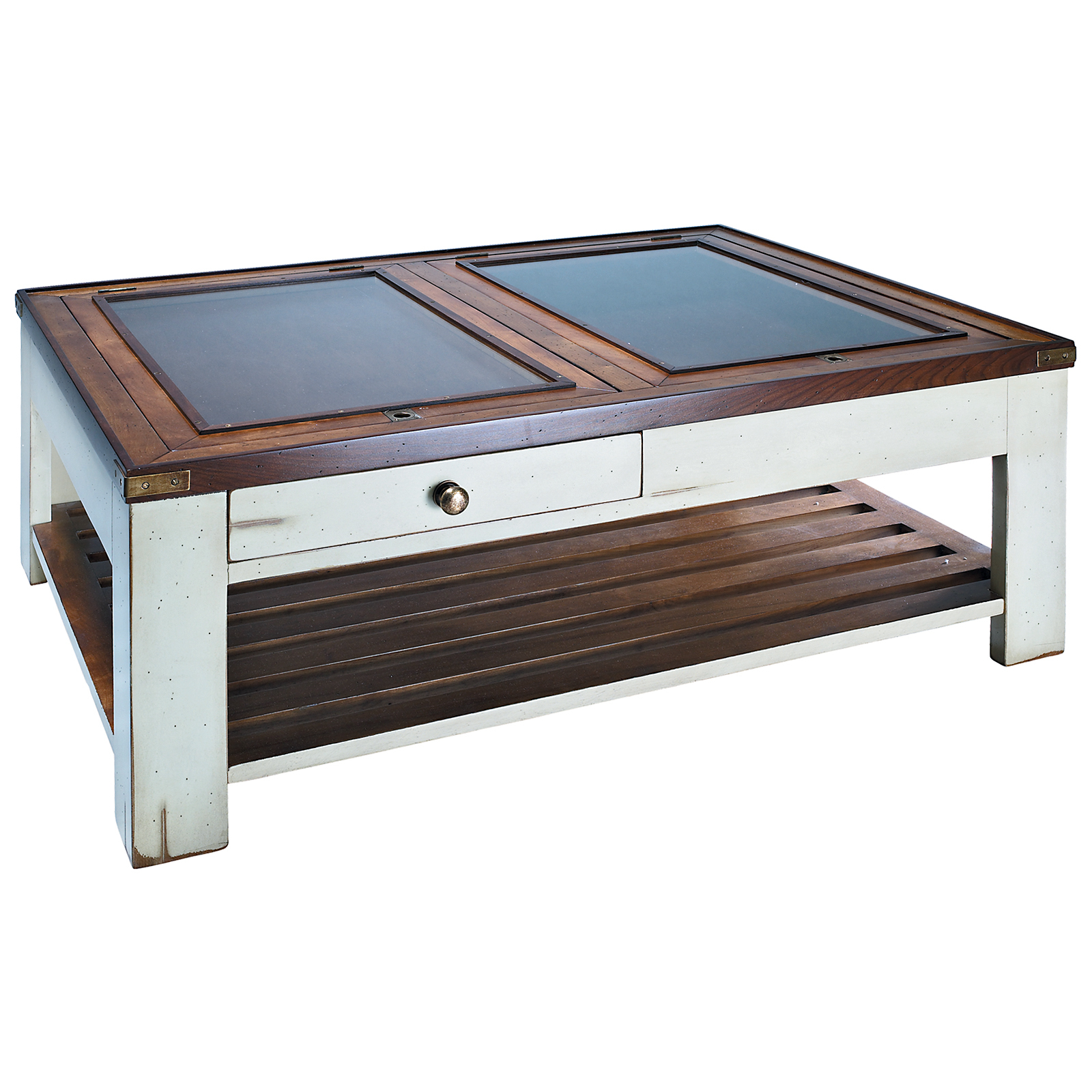 shadow box coffee table you ll love in