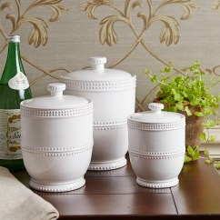Canisters Kitchen Tuscan Sunflower Decor Decorative Sets Visual Hunt Ceramic Three Piece Canister Set