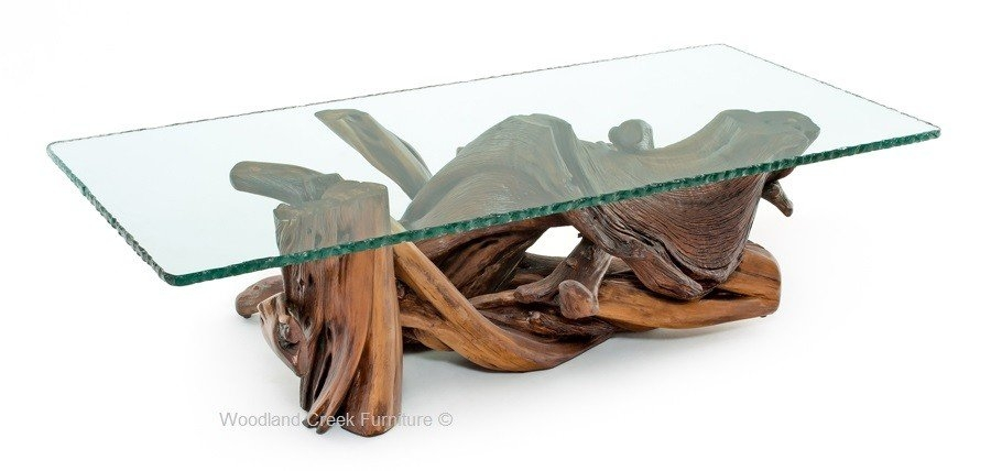 driftwood coffee table you ll love in