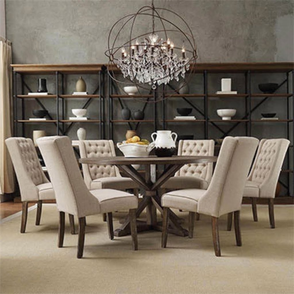 60 Inch Round Dining Table Set You Ll Love In 2020 Visualhunt