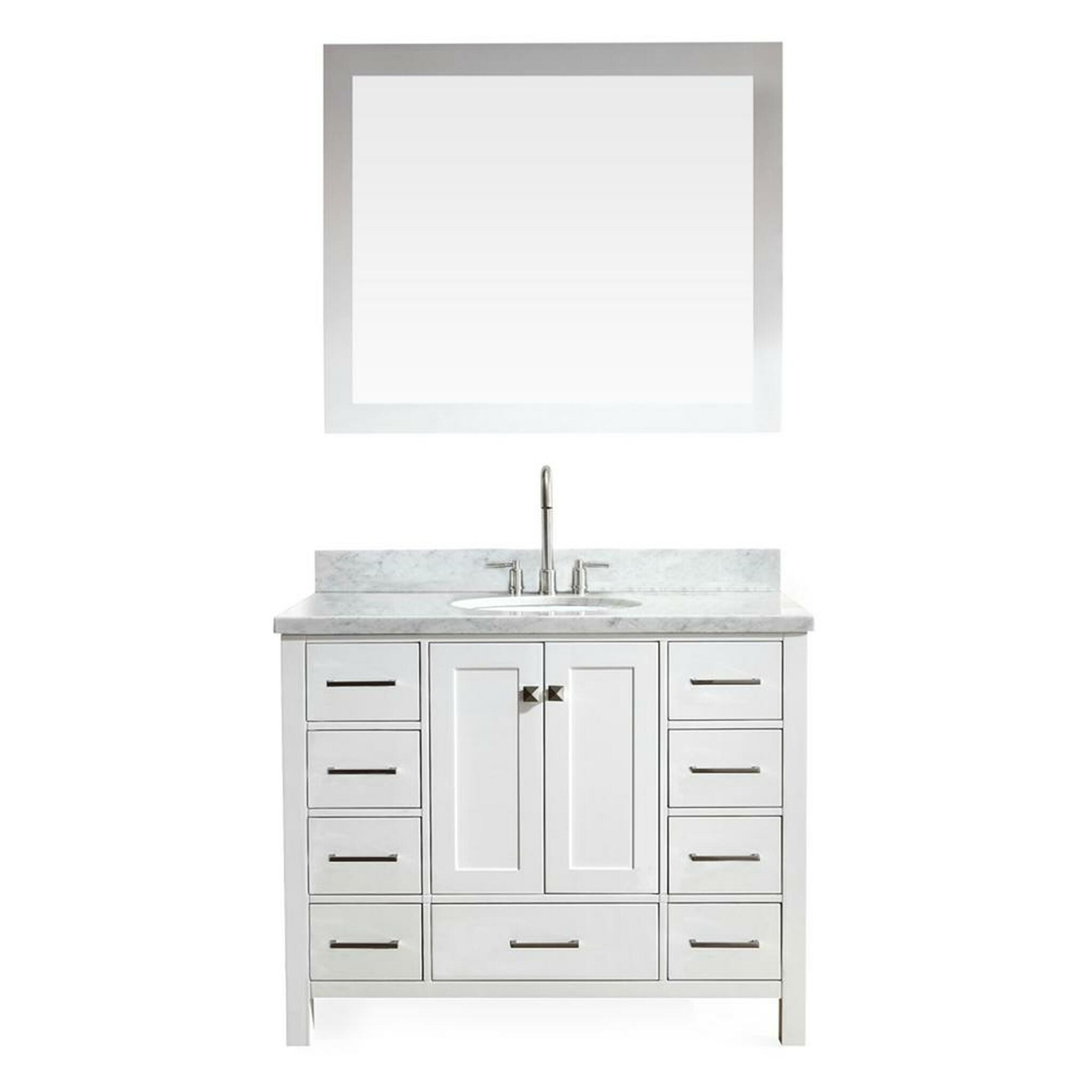 43 inch vanity top with sink you ll