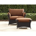 Outdoor Chairs With Ottoman You Ll Love In 2020 Visualhunt