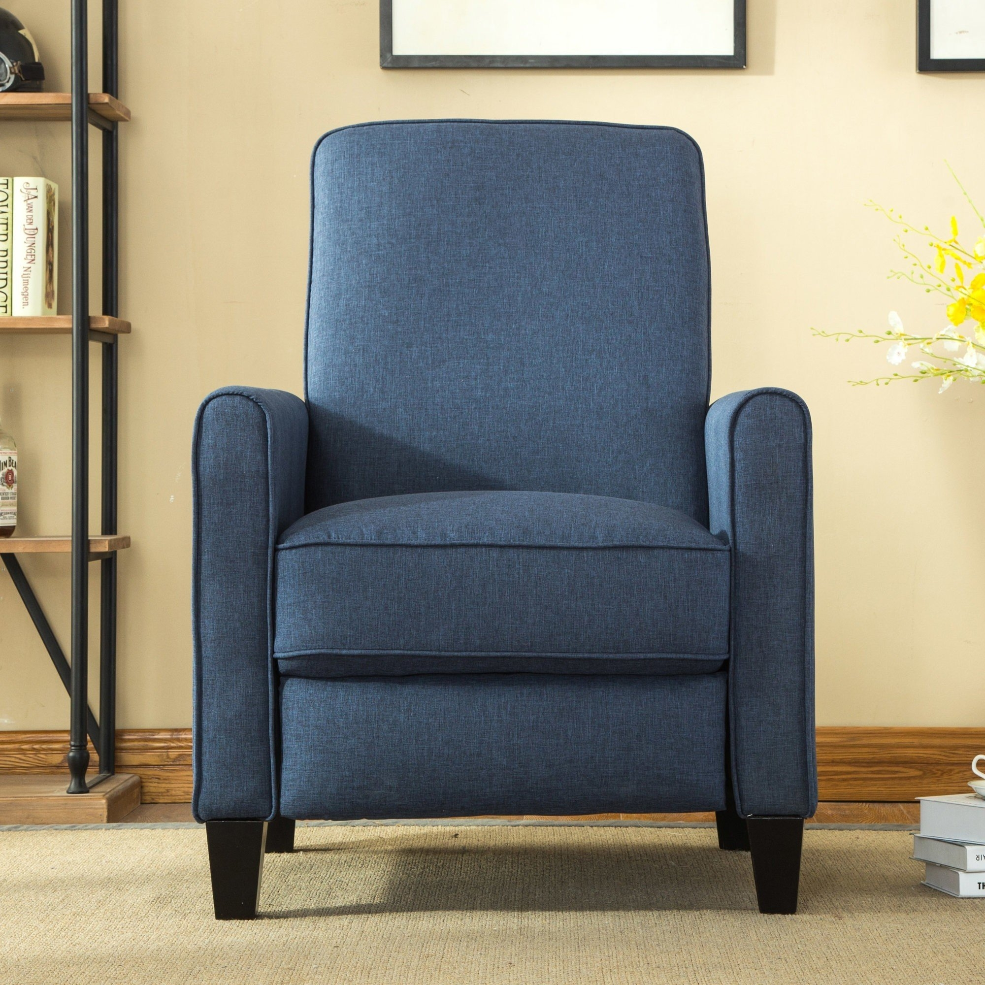 Small Club Chair Recliners For Small Spaces Up To 70 Off Visual Hunt