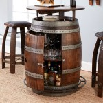 Wine Barrel Table You Ll Love In 2020 Visualhunt