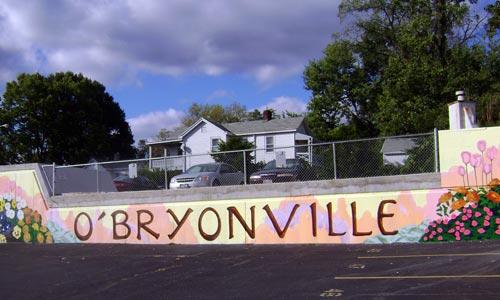 Daybreak in O'Bryonville by Kate Holterhoff