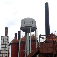 Sloss Furnaces National Historic Landmark in Birmingham