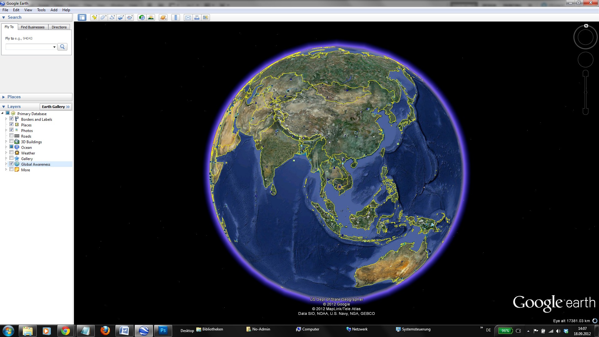 Google Earth  Visualising Information For Advocacy