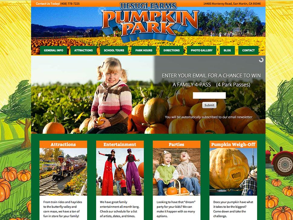 Uesugi Farms  Visualize Digital