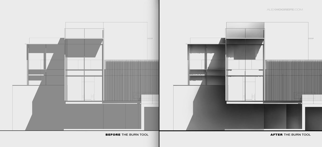 tool to create architecture diagram corsa c handbrake cable exterior elevation: shadow tweaking | visualizing