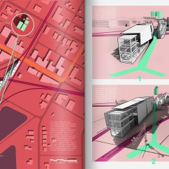 Color Combinations For Diagram Origami Com Train Pavilion Spreads Visualizing Architecture