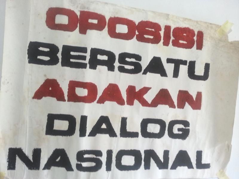 VJ_PosterReformasi_OposisiBersatu