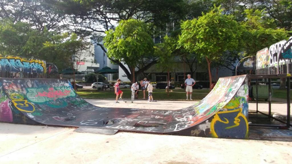 Visualinsite - Somerset Skate Park, 1 Somerset Rd, Singapura (10)