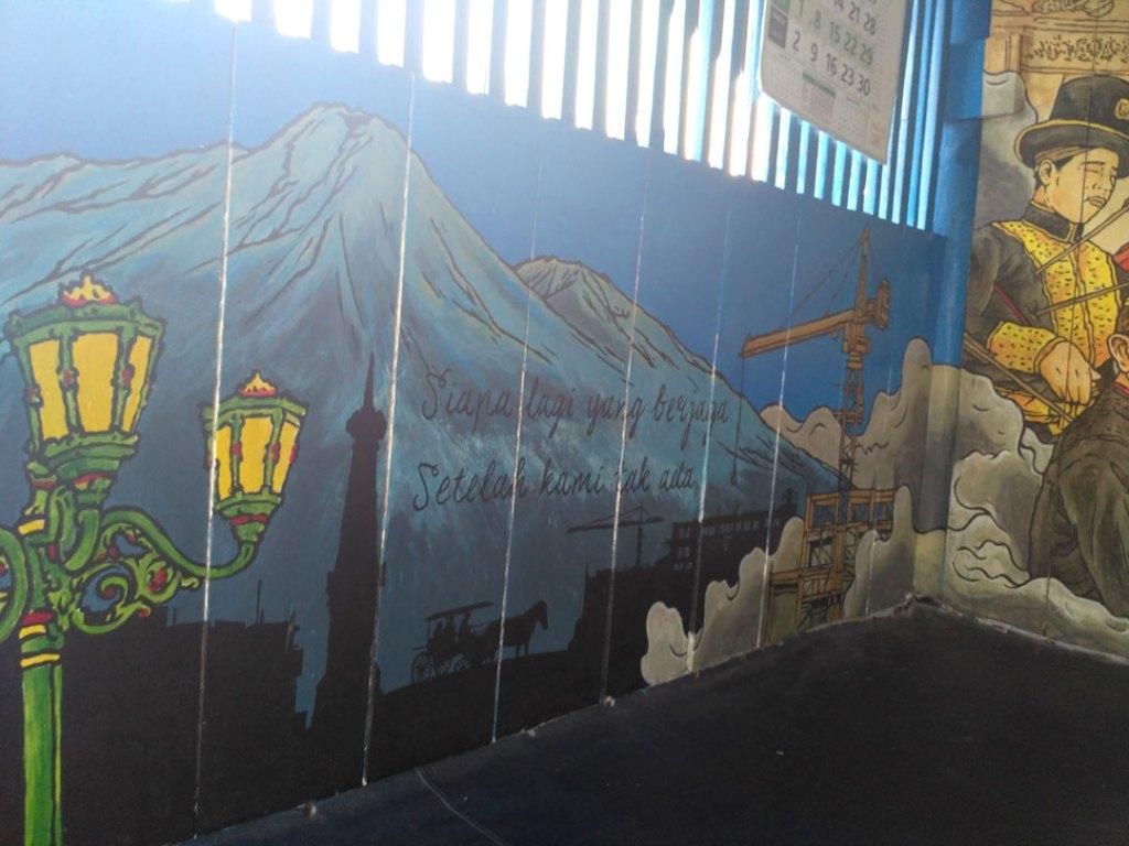 Ulasan_DONGENG PRAJURIT YANG KALAH TANPA RAJANYA - Dokumentasi Foto oleh Kiki Pea - Yogyakarta_Maret 2018 - 3