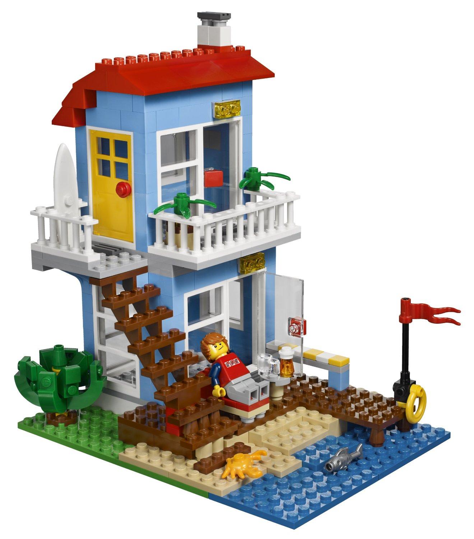 LEGO Creator 7346 Seaside House  Visuallco