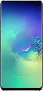 Samsung Galaxy S10 display