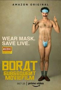 Borat 2 movie poster