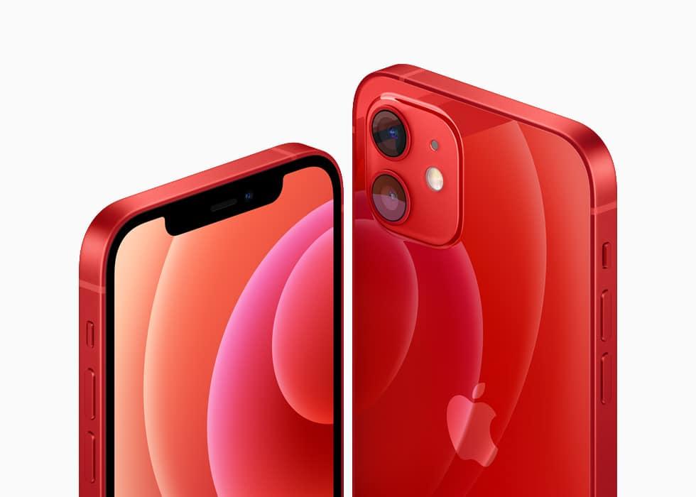 Apple iPhone 12 cameras