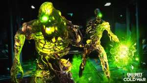 Call of Duty: Black Ops Cold War Zombie bosses