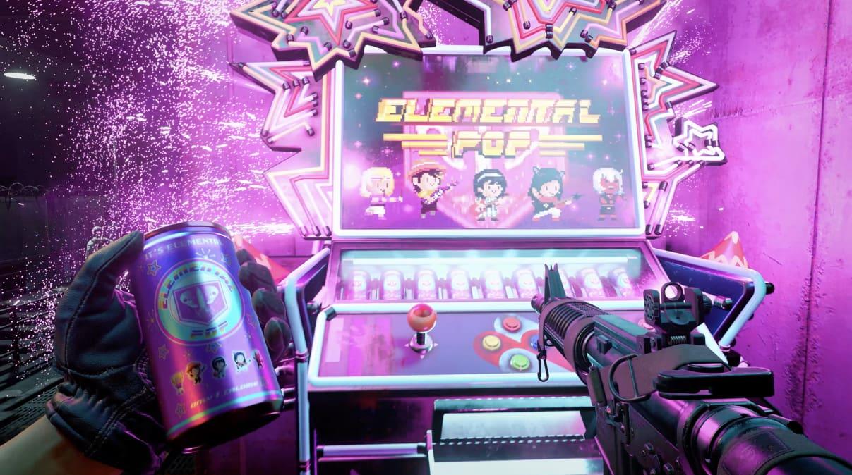 Call of Duty: Black Ops Cold War Zombies Elemental Pop perk