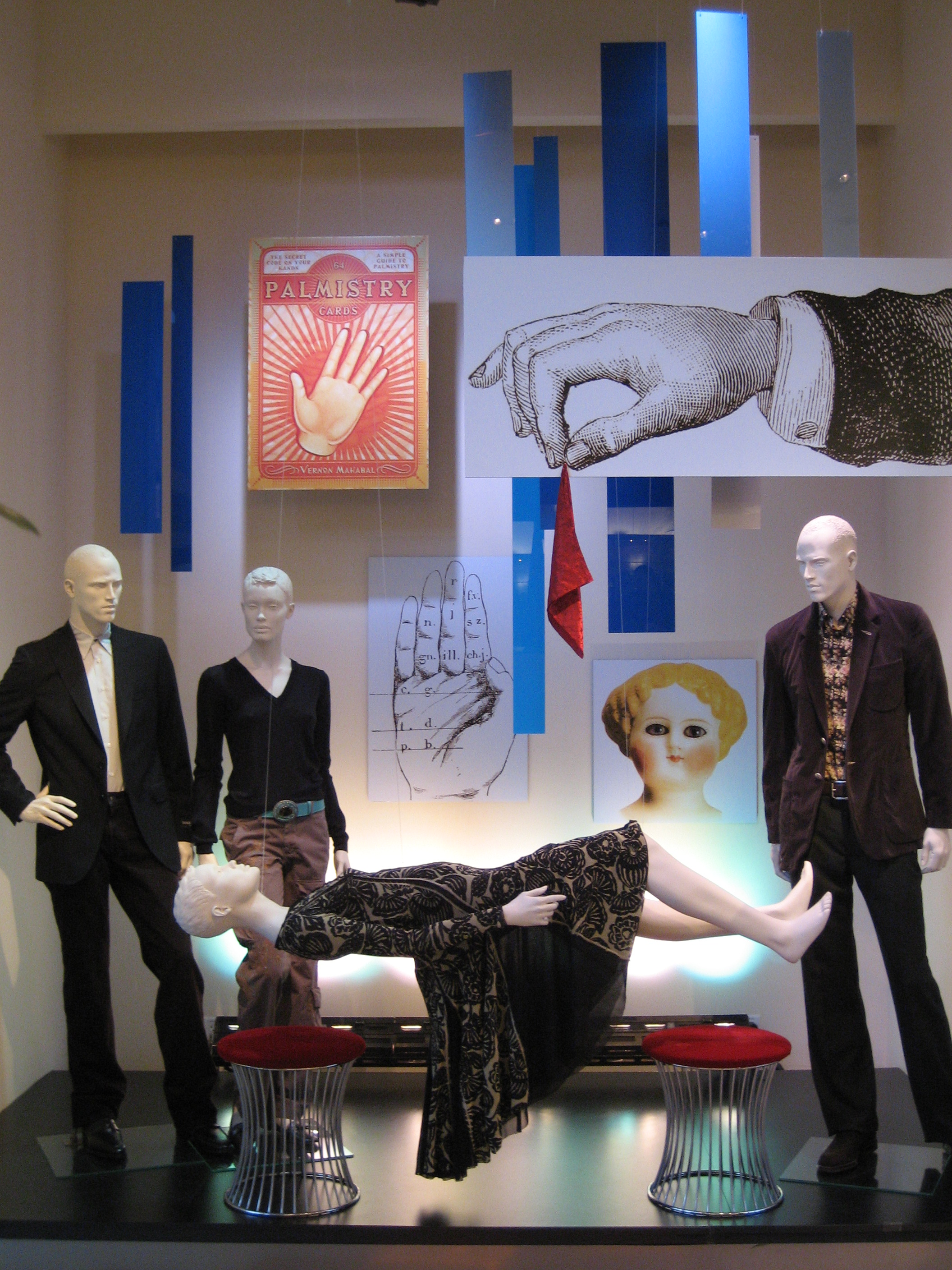 SHOW OFF  A Visual Merchandising blog