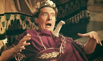 Kenneth Williams can't believe someone stole his outfit