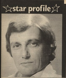 Star profile with headshot image of Paul Darrow