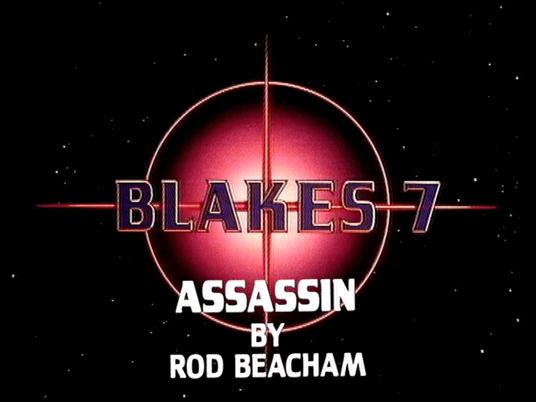 blake's 7 assassin by rod beacham