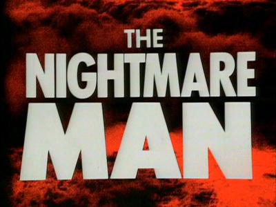 The Nightmare Man titles