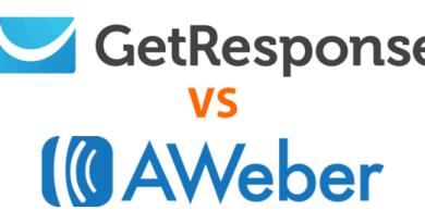 Aweber vs GetResponse – Honest Review