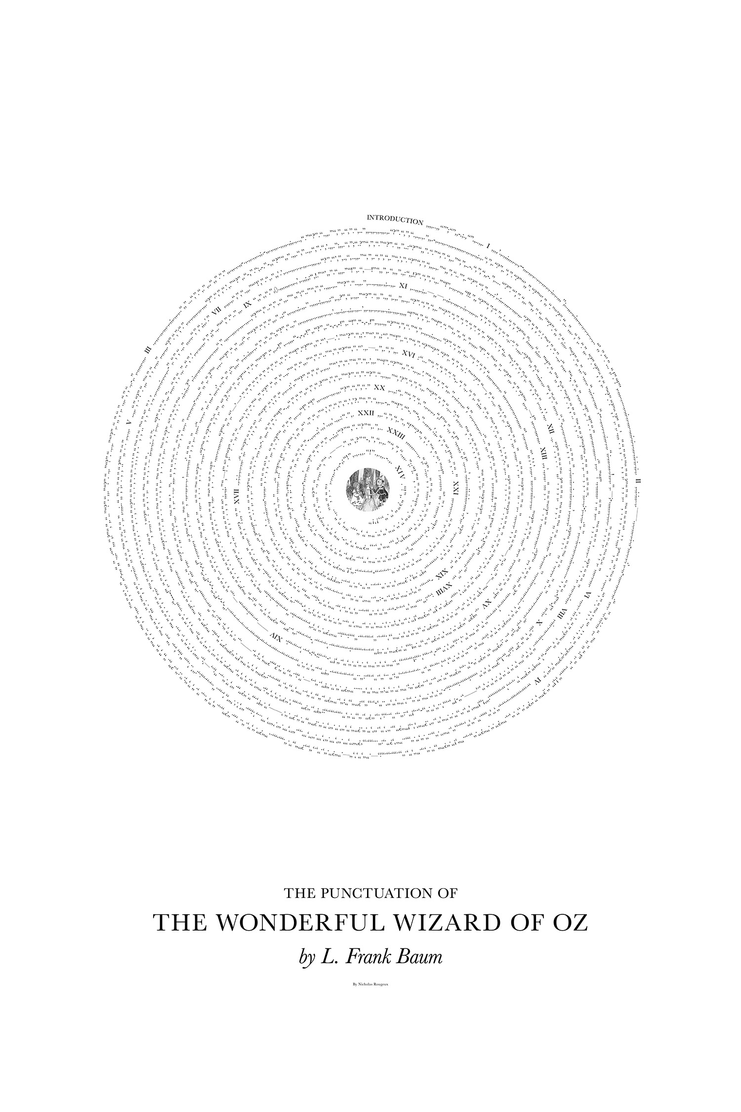 See Classic Novels Visualized with No Words and