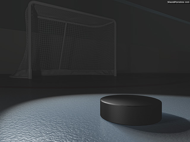 Broken Iphone X Wallpaper Visual Paradox Free 3d Wallpaper Hockey Puck Multiple