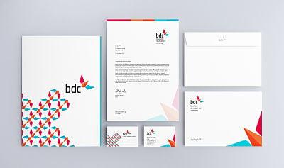 Diseño de imagen corporativa+ papelería